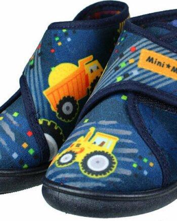 mini max παντοφλάκι v road blue
